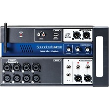 Open Box Soundcraft Ui12 Digital Mixer with Wi-Fi Router