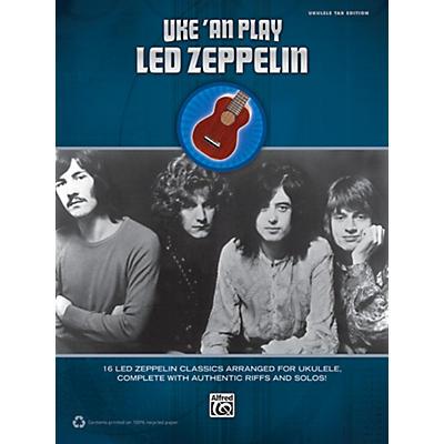 Alfred Uke 'An Play Led Zeppelin Book