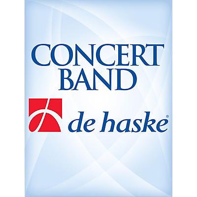 De Haske Music Ukrainian Rhapsody Concert Band Level 4 Composed by Franco Cesarini