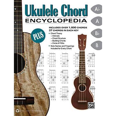 Alfred Ukulele Chord Encyclopedia - Book