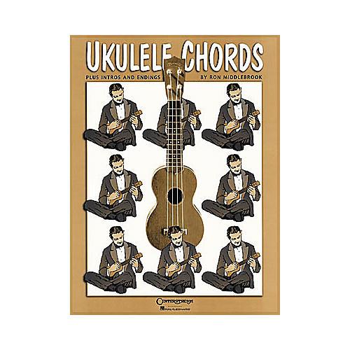 Centerstream Publishing Ukulele Chords Chart Musicians Friend