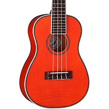 Open Box Dean Ukulele Concert Flame Maple