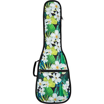Road Runner Ukulele Gig Bag in a Box Hawaiian Floral