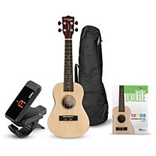 Open Box Tanglewood Ukulele Learn to Play Bundle