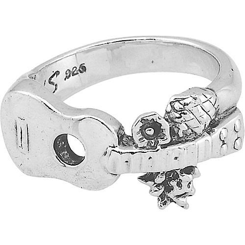 Guitar Rings Ukulele Ring