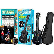 Hal Leonard Ukulele Starter Pack for Kids