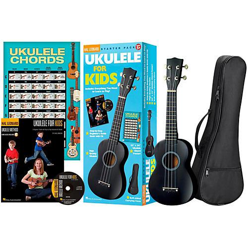 Hal Leonard Ukulele Starter Pack for Kids