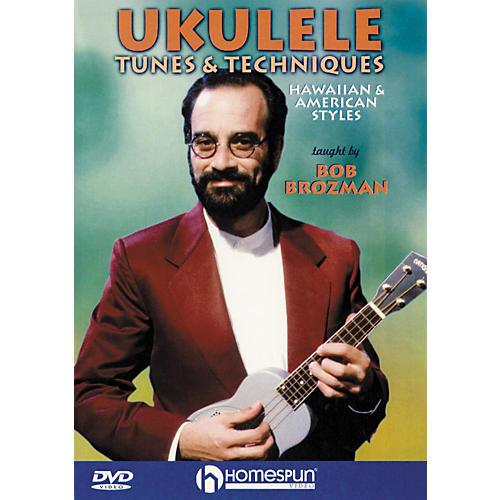 Homespun Ukulele Tunes and Techniques (DVD)