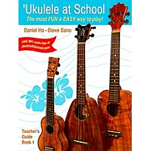 Alfred Ukulele at School Teacher's Guide Book 1