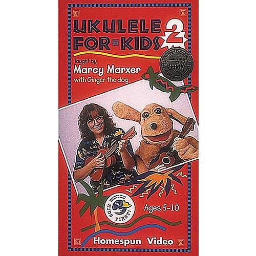 Homespun Ukulele for Kids - Volume 2 (VHS)
