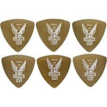 Ultem Rounded Triangle Guitar Picks .38 mm 1 Dozen