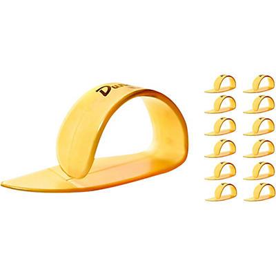 Dunlop Ultex Large Thumbpicks Gold (12-Pack)