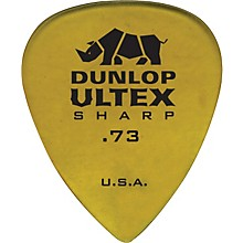 Dunlop Ultex Sharp Picks - 6 Pack