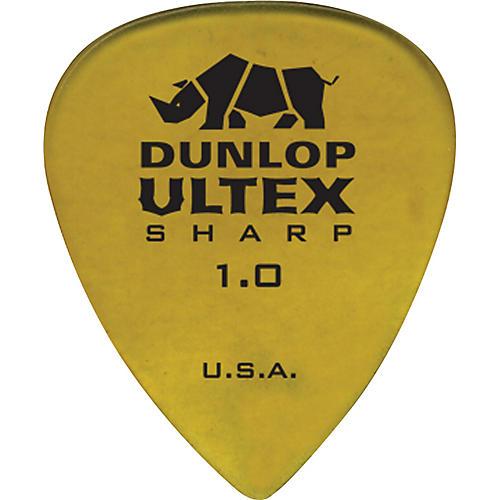 Dunlop Ultex Sharp Picks - 6 Pack