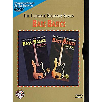 Warner Bros Ultimate Beginner Series - Bass Basics (DVD)