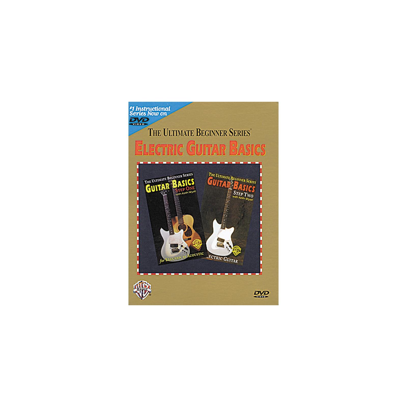 Warner Bros Ultimate Beginner Series - Electric Guitar Basics (DVD)