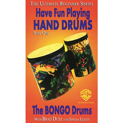 Alfred Ultimate Beginner Series - Have Fun Playing Bongos, Step 1
