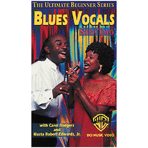 Alfred Ultimate Beginner Series - Vocal Blues Styles, Volume 2