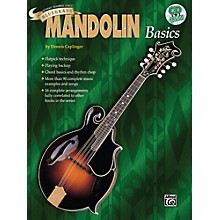 Alfred Ultimate Beginner Series Bluegrass Mandolin Basics Book & CD