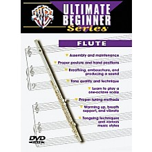 Warner Bros Ultimate Beginner Series Flute (DVD)