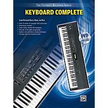 Alfred Ultimate Beginner Series: Keyboard Complete (Book/DVD)