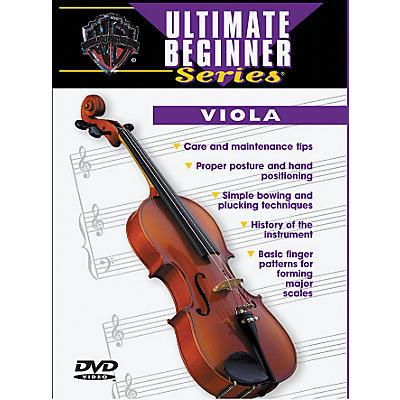Warner Bros Ultimate Beginner Series Viola (DVD)