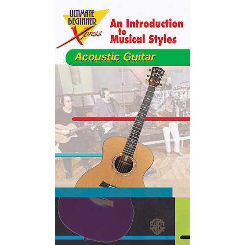 Alfred Ultimate Beginner Xpress - Acoustic Guitar Styles