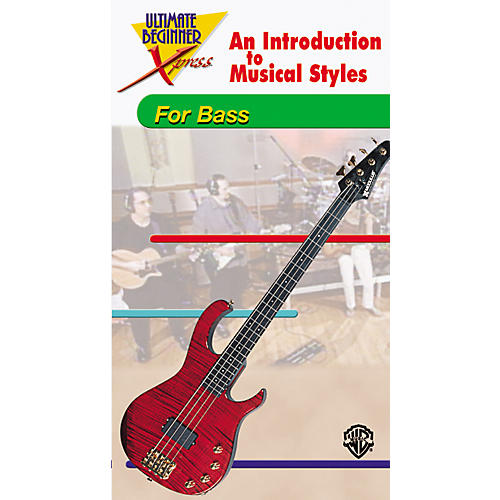 Alfred Ultimate Beginner Xpress - Bass Styles