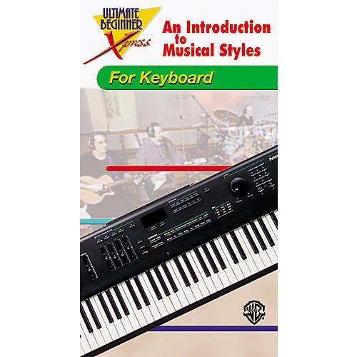 Alfred Ultimate Beginner Xpress - Keyboard Styles