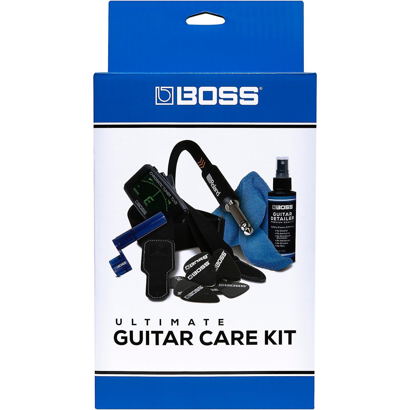 Boss Ultimate Guitar Care Kit