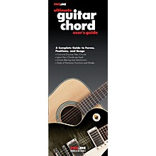 Proline Ultimate Guitar Chord User's Guide Book