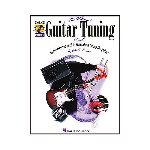 Hal Leonard Ultimate Guitar Tuning Pack (Book/CD)