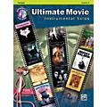Alfred Ultimate Movie Instrumental Solos for Trumpet Book & CD thumbnail