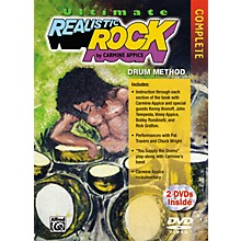 Alfred Ultimate Realistic Rock Complete Drum Method DVD