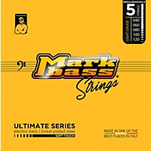 Ultimate Series Soft Touch Electric Bass Nickel Plated Steel Strings (40 - 120) Light Gauge