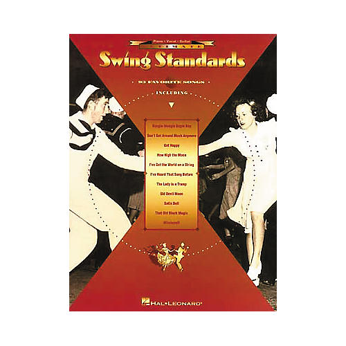 Hal Leonard Ultimate Swing Standards Piano, Vocal, Guitar Songbook