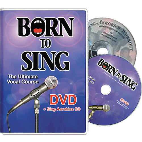 Born to Sing Ultimate Vocal Course (DVD + Sing Aerobics CD)