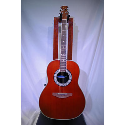 Ovation Ultra 1517 Acoustic Electric Guitar