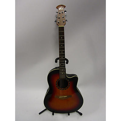 Ovation Ultra 1577 Acoustic Electric Guitar