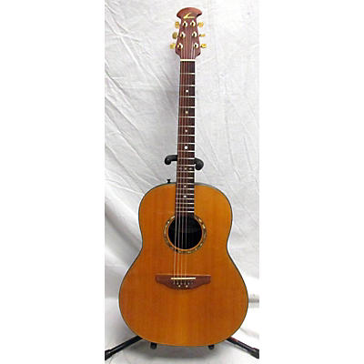 Ovation Ultra Deluxe 1312S Acoustic Guitar
