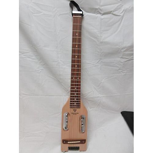 Traveler Guitar Ultra Light Acoustic Guitar Natural