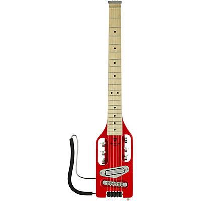 Traveler Guitar Ultra-Light Electric Left-Handed Electric Travel Guitar