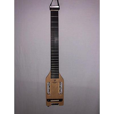 Traveler Guitar Ultra Light Nylon Classical Acoustic Electric Guitar