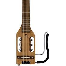 Open BoxTraveler Guitar Ultra-Light Nylon Maple Nylon-Electric Guitar