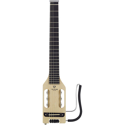 traveler guitar ultra light nylon maple nylon electric guitar natural musician 39 s friend. Black Bedroom Furniture Sets. Home Design Ideas