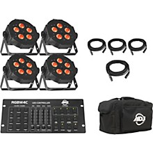 Open BoxAmerican DJ Ultra Quad Pak Pro