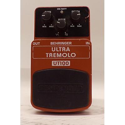Behringer Ultra Tremo UT100 Effect Pedal