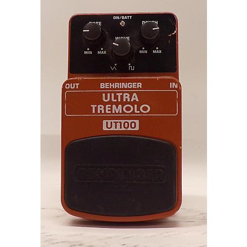 Ultra Tremo UT100 Effect Pedal