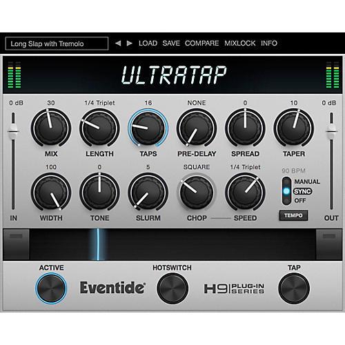Eventide UltraTap Software Download