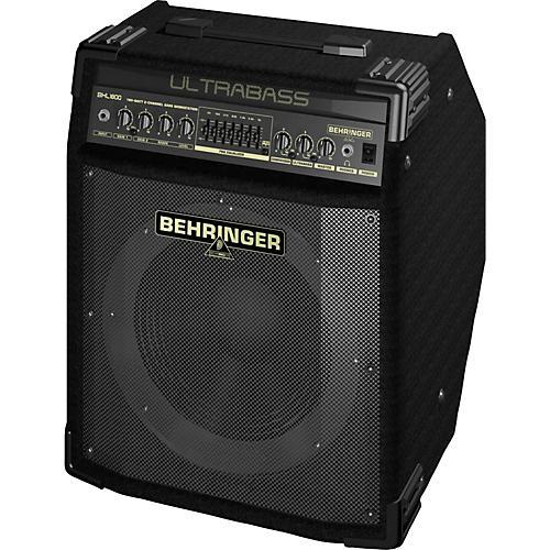 behringer ultrabass bxl1800 180w 1x12 bass combo musician 39 s friend. Black Bedroom Furniture Sets. Home Design Ideas